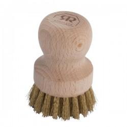 Cepillo de latón para limpiar parrillas y quemadores