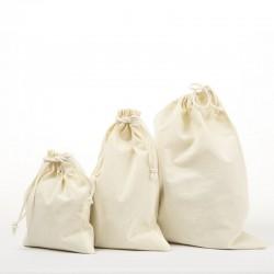 Sac à vrac réutilisable en coton bio