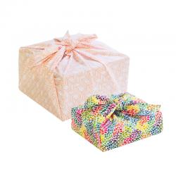 Reusable wrapping cloth Furoshiki small
