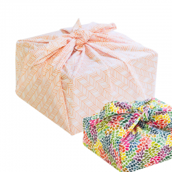 Reusable wrapping cloth Furoshiki
