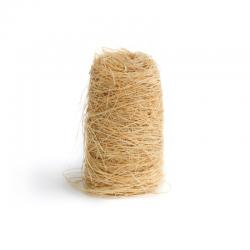 Biodegradable, naturally sterile esparto grass scourer