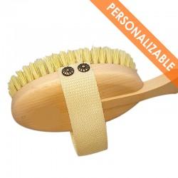 cepillo de baño fibras vegetales