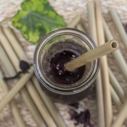 distribucion pajita bambu local
